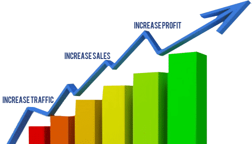 Increase sales and profit