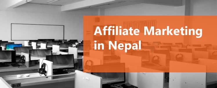 affiliate marketing in nepal