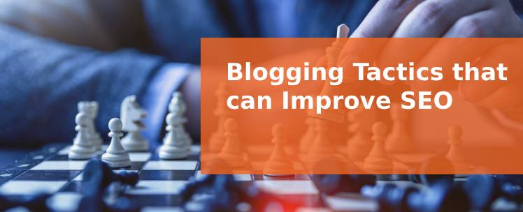 Blogging Tactics